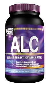 Cпортивное питание: ALC (Acetyl L-Carnitine) Genetic Force.