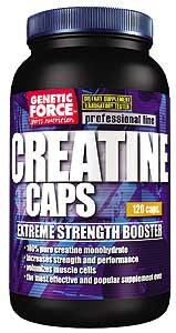 Cпортивное питание: Creatine MEGA Caps 1000 mg Genetic Force.