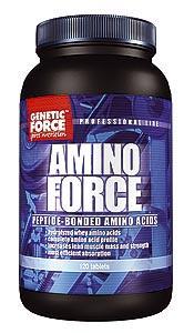 Cпортивное питание: Amino Force Genetic Force.