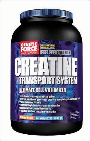 Cпортивное питание: Creatine Transport System Genetic Force.