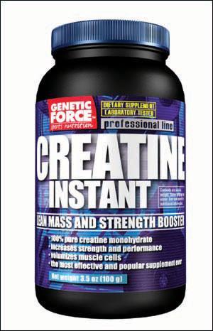 Cпортивное питание: Creatine Instant Genetic Force.