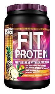 Cпортивное питание: Fit Protein Genetic Force.