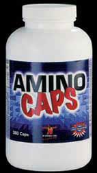 Cпортивное питание: Amino Caps M Double YOU.