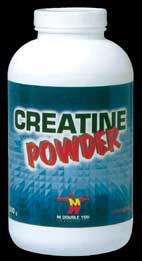 Cпортивное питание: Creatine Powder M Double YOU.