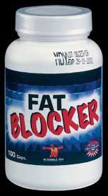 Cпортивное питание: Fat Bloker (500 mg Chitosan) M Double YOU.
