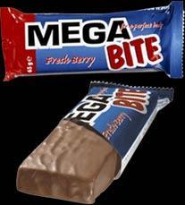 Cпортивное питание: Mega Bite 65g M Double YOU.
