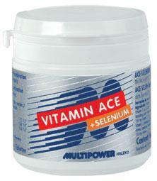 Cпортивное питание: ACE+Selen Multipower.