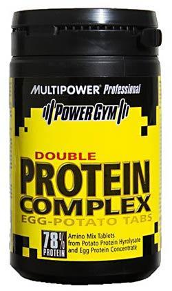 Cпортивное питание: Double  Protein Complex Multipower.
