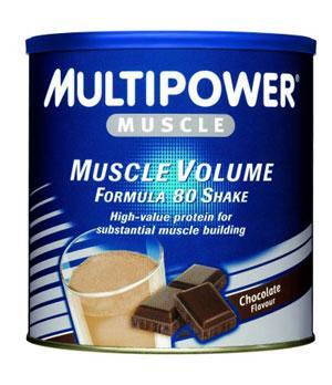 Cпортивное питание: Formula 80+ Multipower.