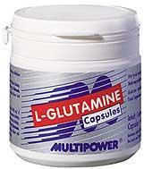 Cпортивное питание: L-Glutamine 600 mg Multipower.