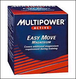 Cпортивное питание: Magnesium Easy Move 250 mg Multipower.