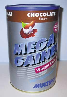 Cпортивное питание: Mega Gainer Multipower.