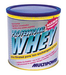 Cпортивное питание: Professional Whey Multipower.