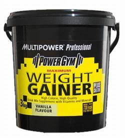 Cпортивное питание: Weight Gainer PowerGym Multipower.