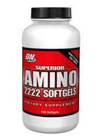Cпортивное питание: Amino 2222 Softgels Optimum Nutrition.