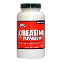 Cпортивное питание: Creatine Powder Optimum Nutrition.