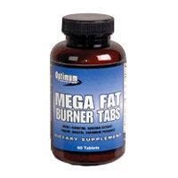 Cпортивное питание: MEGA FAT BURNERS Optimum Nutrition.