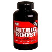 Cпортивное питание: Nitric Boost 3 mg Optimum Nutrition.