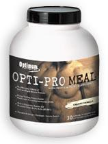 Cпортивное питание: Opti-Pro Meal Optimum Nutrition.
