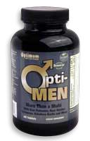 Cпортивное питание: Opti-Men Optimum Nutrition.
