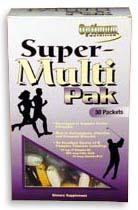 Cпортивное питание: SUPER MULTI PACK Optimum Nutrition.