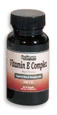 Cпортивное питание: Vitamin E 400 I U Optimum Nutrition.