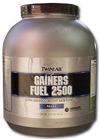 Cпортивное питание: Gainers Fuel 2500 Twinlab.