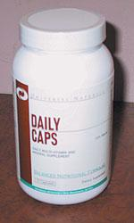 Cпортивное питание: Daily Caps Universal.