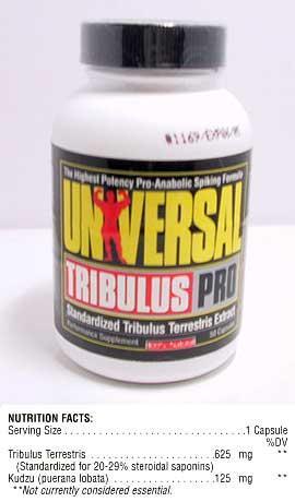 Cпортивное питание: Tribulus Pro Universal.