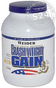 Cпортивное питание: Crash Weight Gain Weider.