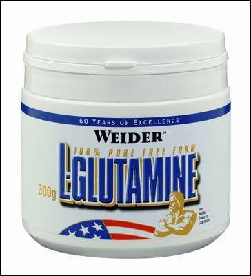 Cпортивное питание: Glutamine Weider.