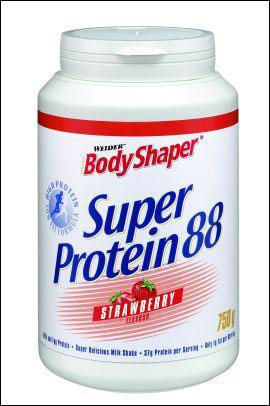 Cпортивное питание: Super Protein 88 Weider.