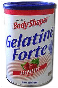 Cпортивное питание: Gelatine Forte Weider.