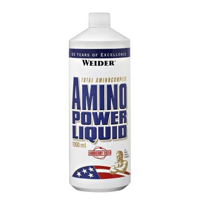 Cпортивное питание: Amino Power Liquid Weider.
