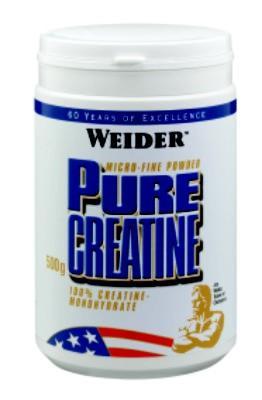 Cпортивное питание: Creatine Pure Weider.
