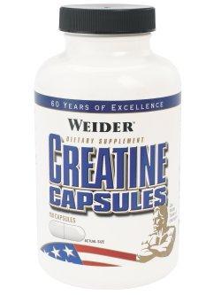 Cпортивное питание: Creatine Capsules Weider.
